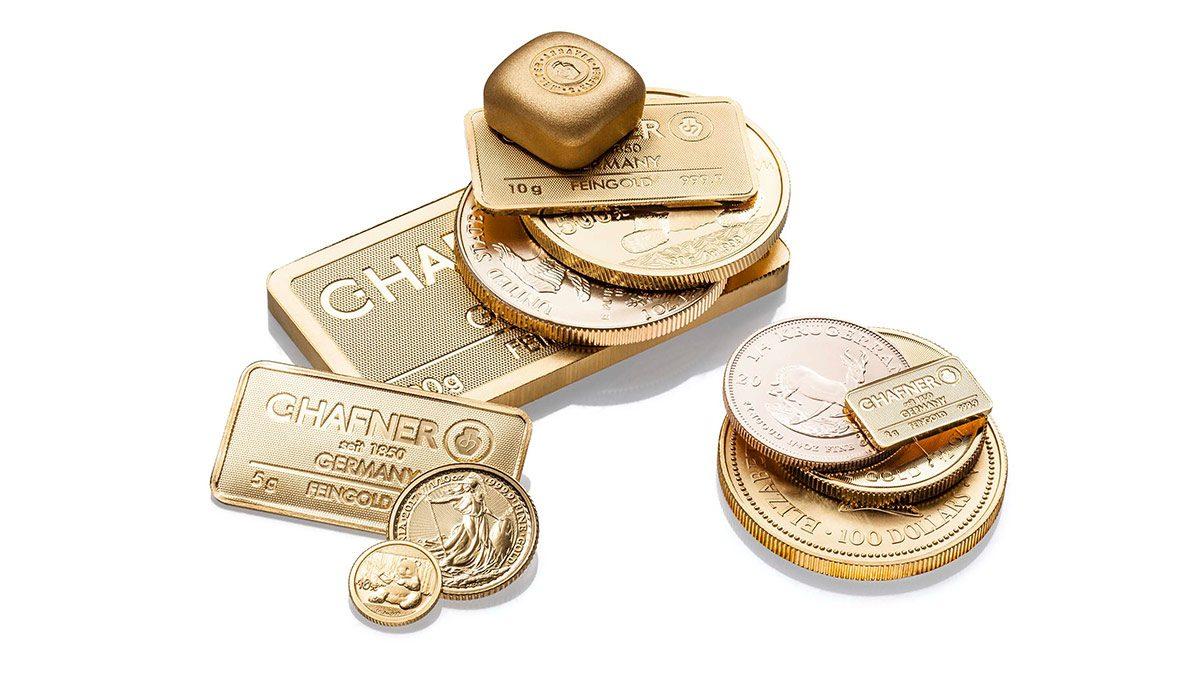 Gold kaufen anonymes Tafelgeschäft