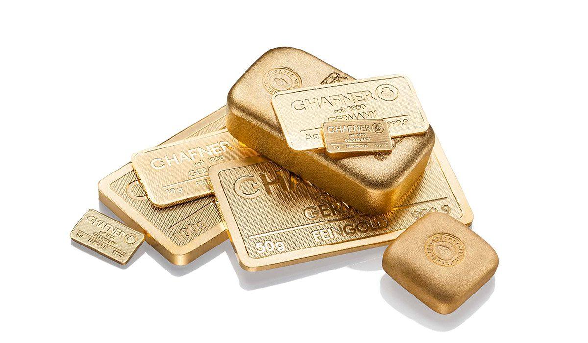 Goldbarren – eine Investition ohne Ecken und Kanten