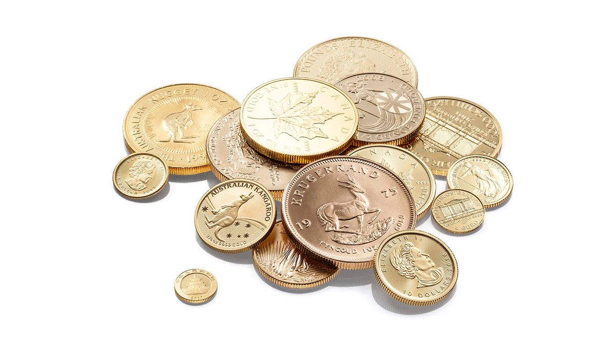 Goldmünzen – die klingenden Schönheiten mit Seltenheitswert
