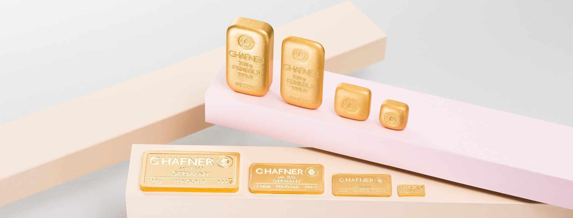 Goldverkauf