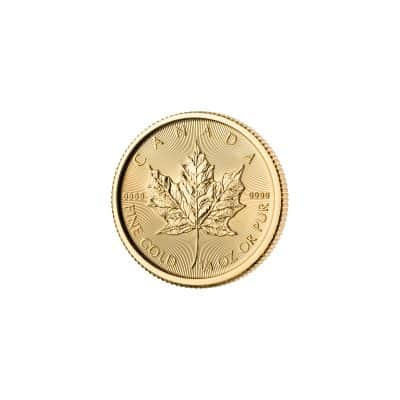 maple-leaf-1-4-unze-gold