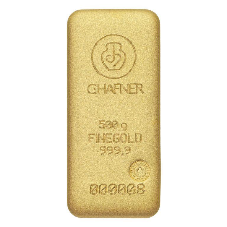 Goldbarren-–-500g