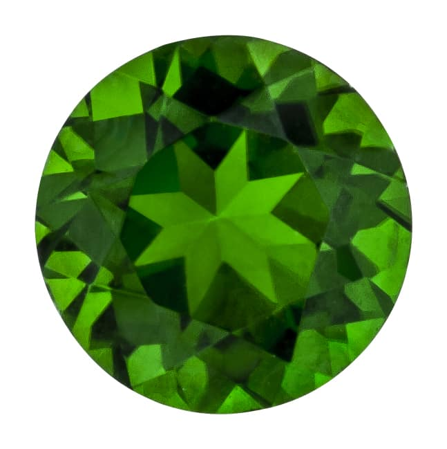 Granat-Demantoid
