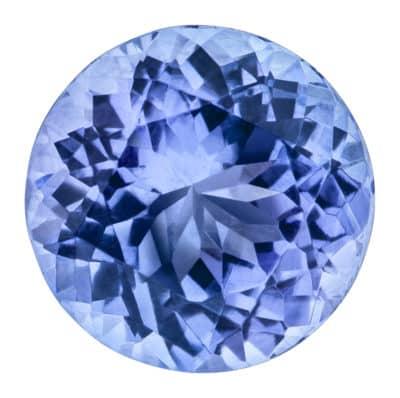 blauer Tansanit