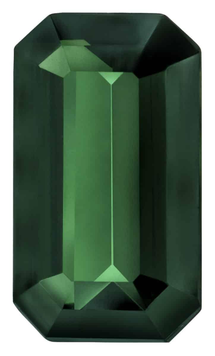 grüner Tumalin