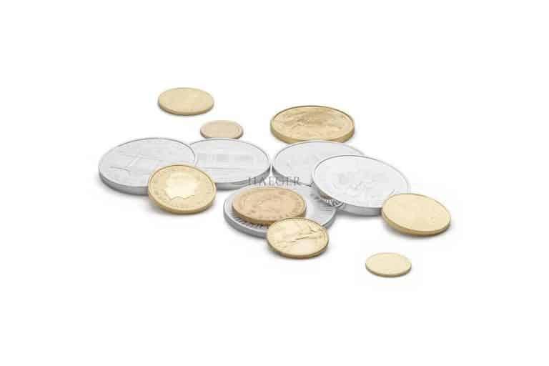 Edelmetall-Münzen kaufen